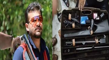 Khabar Odisha:up-police-seizes-weapons-at-delhi-residence-of-abbas-ansari