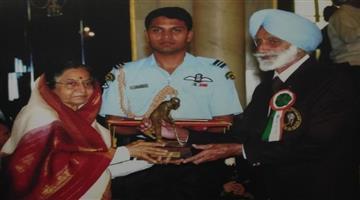 Khabar Odisha:veteran-athlete-Ishar-Singh-Deol-is-no-more