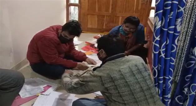 Khabar Odisha:vigilance-raid-in-BLOCK-office-JUNIOR-engineers-home