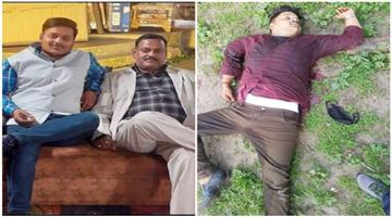 Khabar Odisha:vikas-dubey-close-aide-amar-dubey-shot-dead-by-up-stf-in-hamirpur