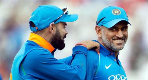 Khabar Odisha:virat-kohli-is-already-close-to-being-a-legend-says-ms-dhoni