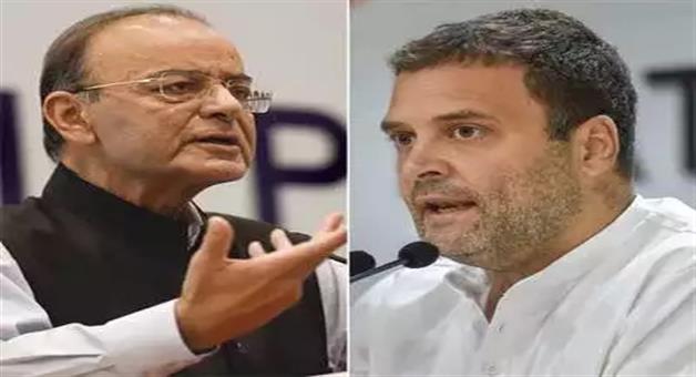 Khabar Odisha:war-of-words-on-demonetisation-jaitley-says-raised-tax-base-rahul-gandhi-claims-it-cost-1-5-mn-jobs