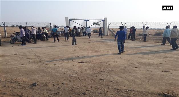 Khabar Odisha:wardha-blast-at-army-depot-in-which-many-people-got-injured