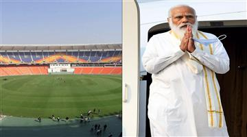 Khabar Odisha:world-largest-cricket-stadium-in-the-name-of-pm-modi