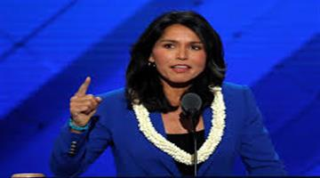 Khabar Odisha:world-news-odisha-know-Tulsi-Gabbard-Who-Challenge-Trump-For-2020-President-Election
