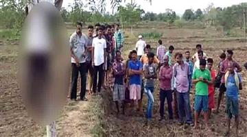 Khabar Odisha:youth-and-girl-found-dead-in-ampani-ps-area